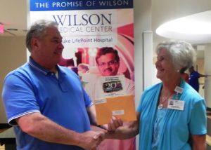 sue-at-wilson-medical-center